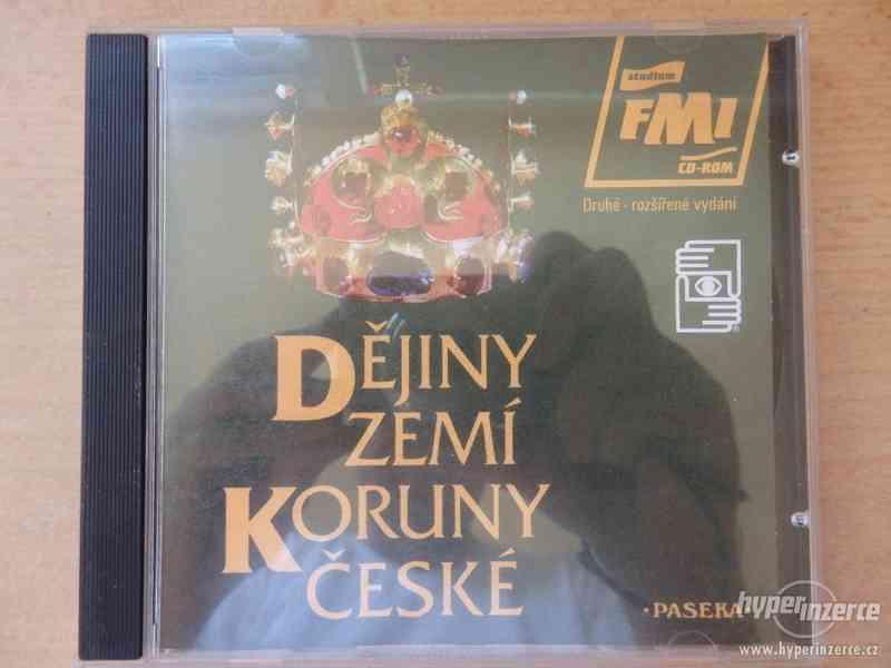 VÝUKOVÝ SOFTWARE NA CD-ROM - foto 5