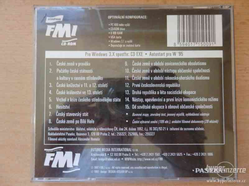 VÝUKOVÝ SOFTWARE NA CD-ROM - foto 6