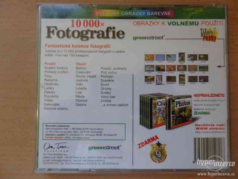 VÝUKOVÝ SOFTWARE NA CD-ROM - foto 8