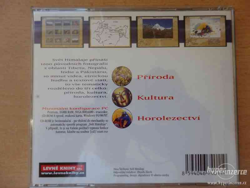 VÝUKOVÝ SOFTWARE NA CD-ROM - foto 10