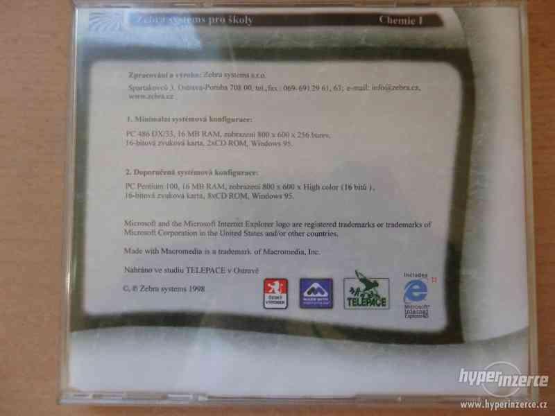 VÝUKOVÝ SOFTWARE NA CD-ROM - foto 12