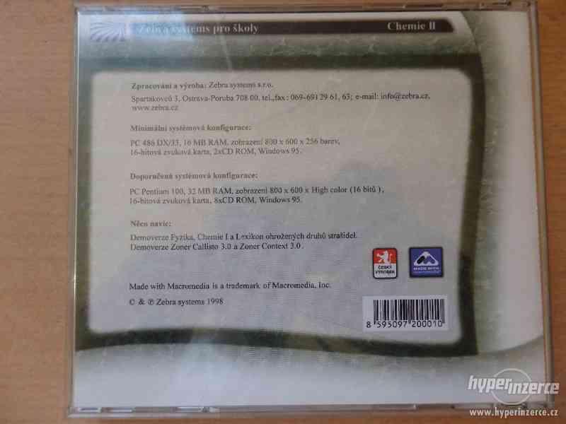 VÝUKOVÝ SOFTWARE NA CD-ROM - foto 14