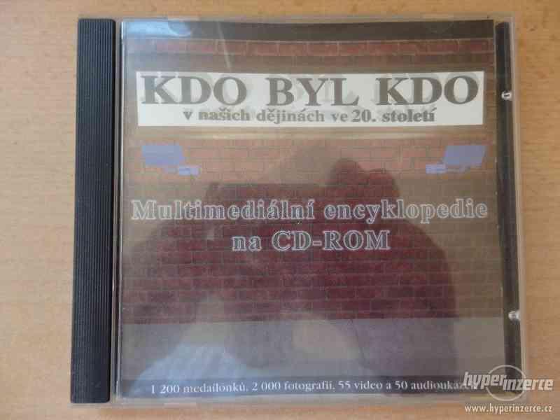 VÝUKOVÝ SOFTWARE NA CD-ROM - foto 15