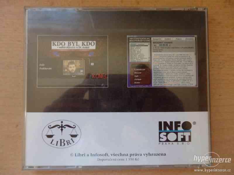 VÝUKOVÝ SOFTWARE NA CD-ROM - foto 16