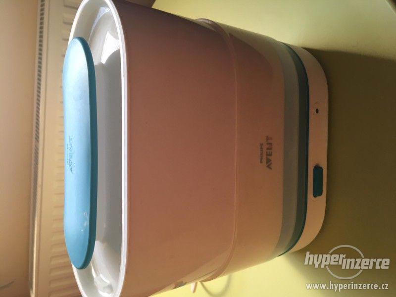 Sterilizátor na lahve Philips Avent