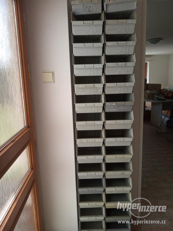 Plastové boxy - foto 1