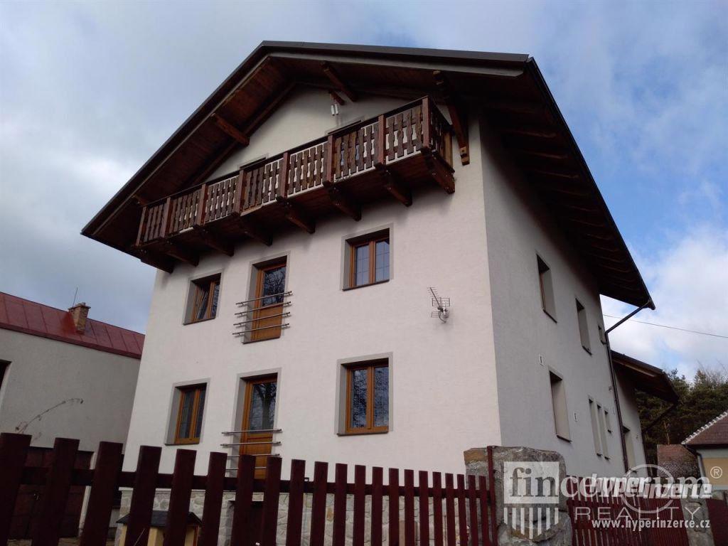 Pronájem bytu 1+kk 45 m2 Šibeník, Křižanov - foto 1