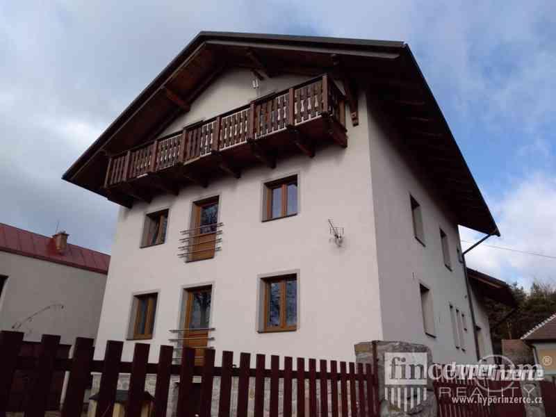 Pronájem bytu 1+kk 45 m2 Šibeník, Křižanov