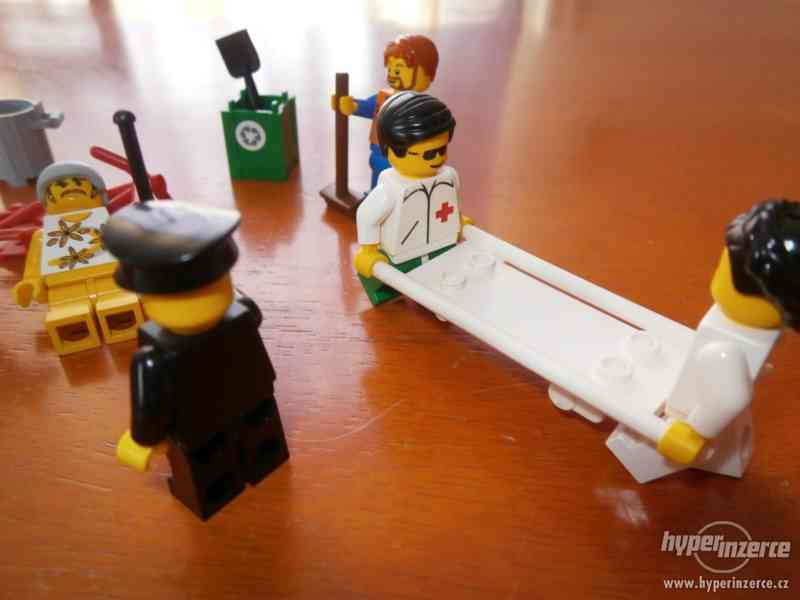 LEGO NEHODA CYKLISTY - foto 3