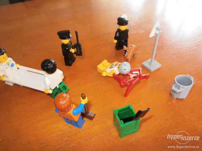 LEGO NEHODA CYKLISTY - foto 5