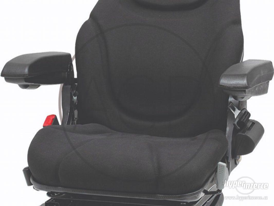 Vzduchové sedadlo 12V - foto 1