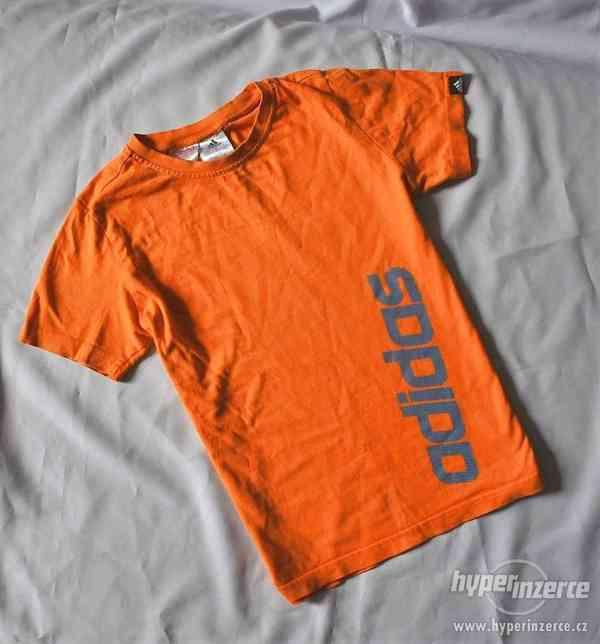 Oblečení pro kluka Adidas, Puma, Nike... Vel. 10-12 let - foto 2