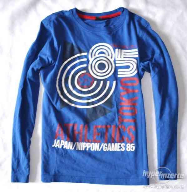 Oblečení pro kluka Adidas, Puma, Nike... Vel. 10-12 let - foto 4