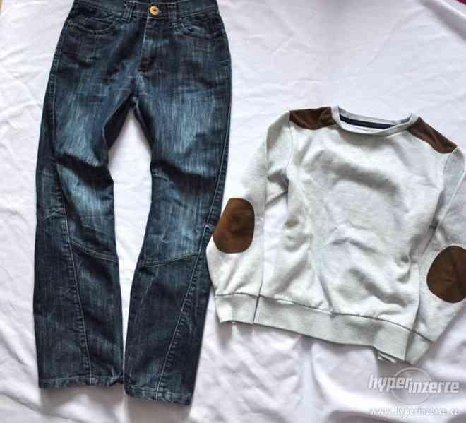 Oblečení pro kluka Adidas, Puma, Nike... Vel. 10-12 let - foto 5