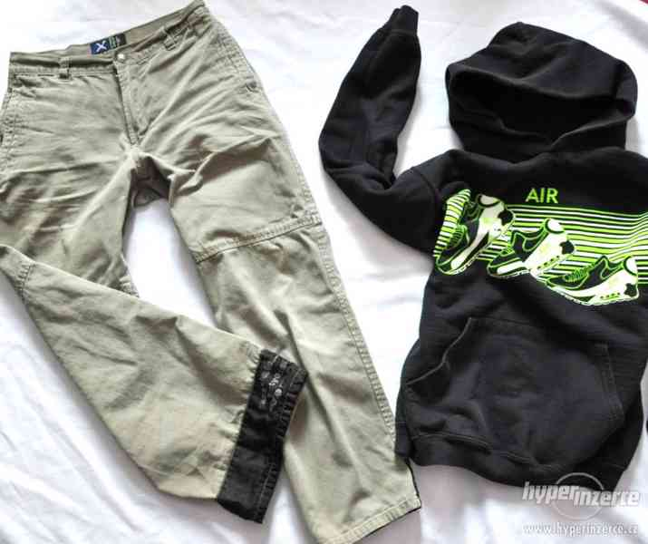 Oblečení pro kluka Adidas, Puma, Nike... Vel. 10-12 let - foto 6