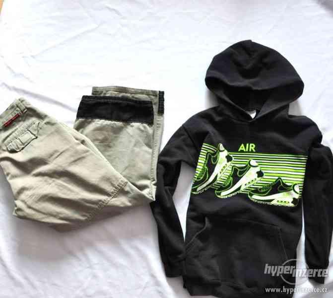 Oblečení pro kluka Adidas, Puma, Nike... Vel. 10-12 let - foto 7