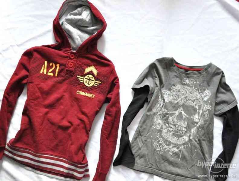 Oblečení pro kluka Adidas, Puma, Nike... Vel. 10-12 let - foto 9