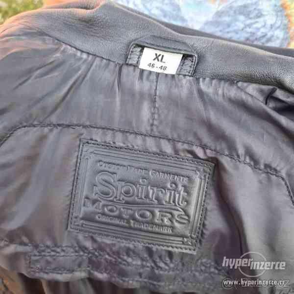 Dámská motorkářská bunda - křivák - foto 5