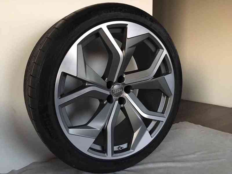 "AUDI RS Q8 alu kola 23"" nové, originál AUDI !!"