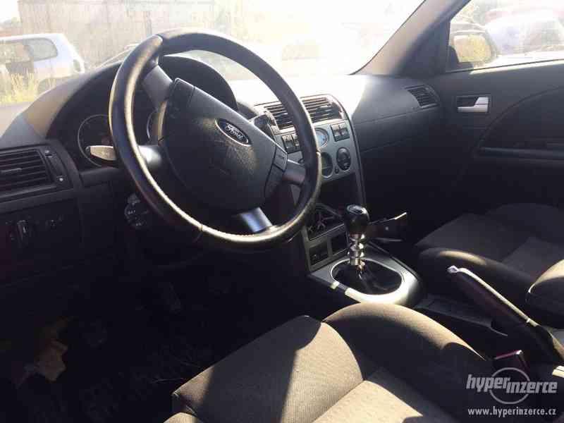 Prodám náhradní díly na Ford Mondeo MK3 2.0 TDCI 96kw - foto 5