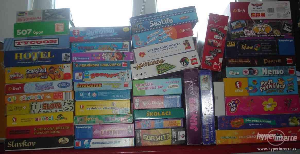 Společenské hry: Deskovky - hračky nejen pro děti