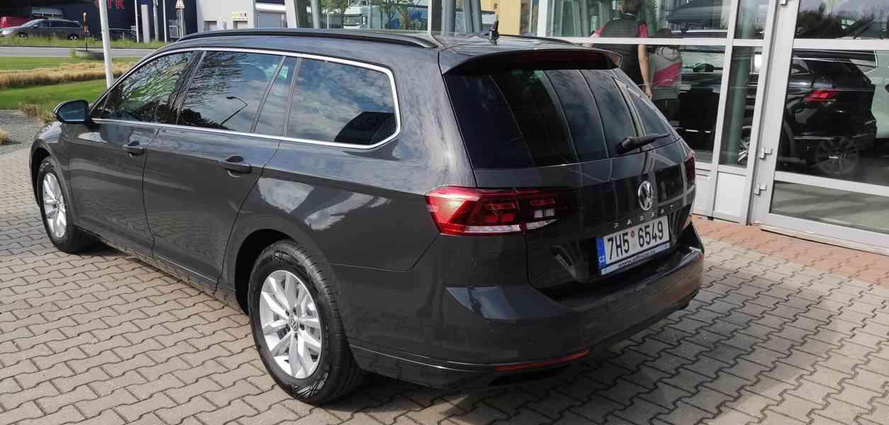 Volkswagen Passat Combi - r.v. 2020, 9900 km, záruka - foto 3