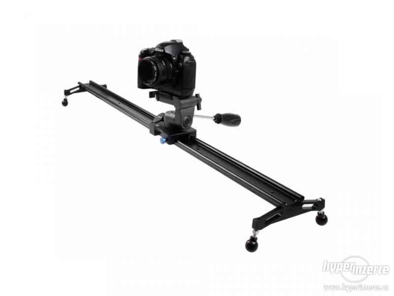 Kamerový Slider FT-GL 100 cm - foto 1