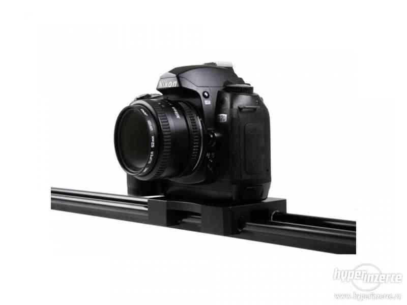 Kamerový Slider FT-GL 100 cm - foto 5