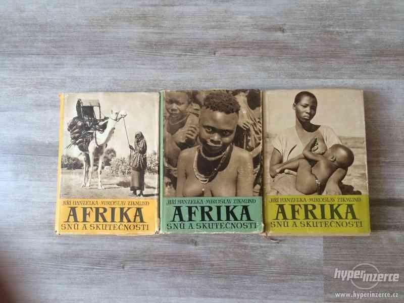 Cestopisy Hanzelka a Zikmund Afrika