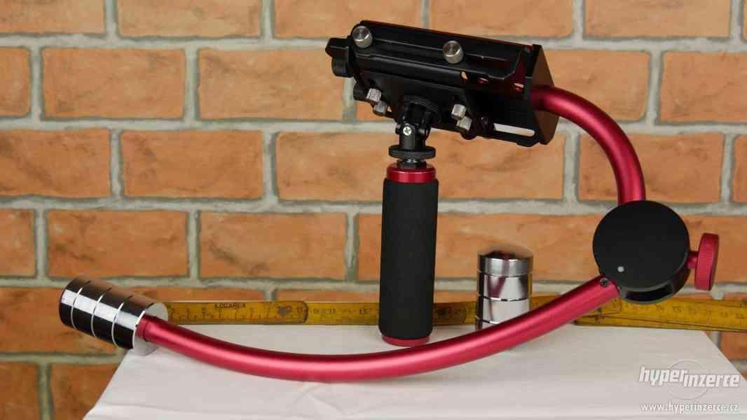 Sevenoak SK-W01 SteadyCam - kamerový stabilizátor - foto 1