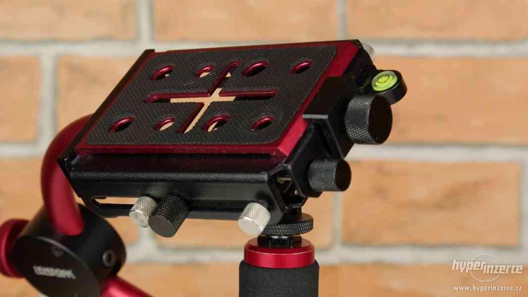 Sevenoak SK-W01 SteadyCam - kamerový stabilizátor - foto 7