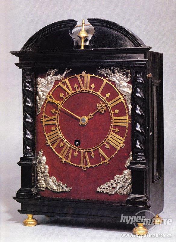Kniha Odborný průvodce starožitnými hodinami a hodinkami - foto 7