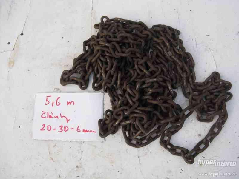 Ocelové lanko1,2mm , odporový drát . - foto 1