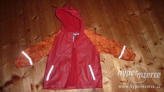 Dětské bundy, kabátky, vesta