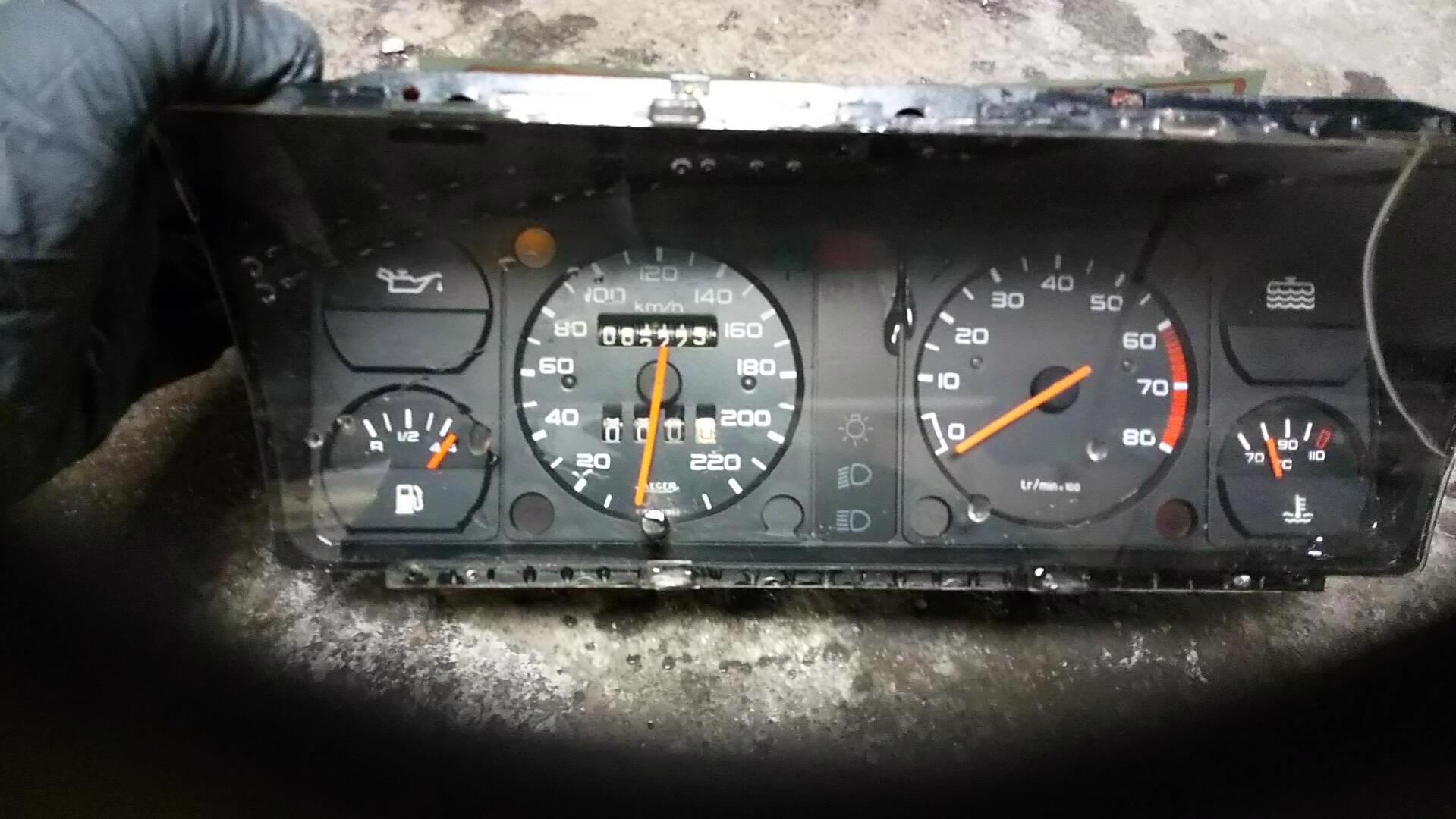 Díly Peugeot 205 GTI, Citroen BX - foto 1