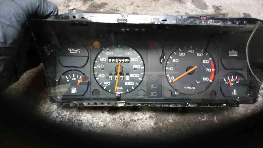Díly Peugeot 205 GTI, Citroen BX