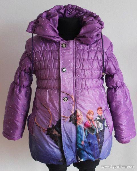 Dětské podzimní a zimní oblečení