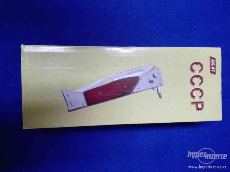 Nůž AK-47  CCCP - foto 4