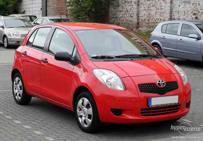 Toyota Yaris II 1.0 VVT-i náhradní díly 2006-2011