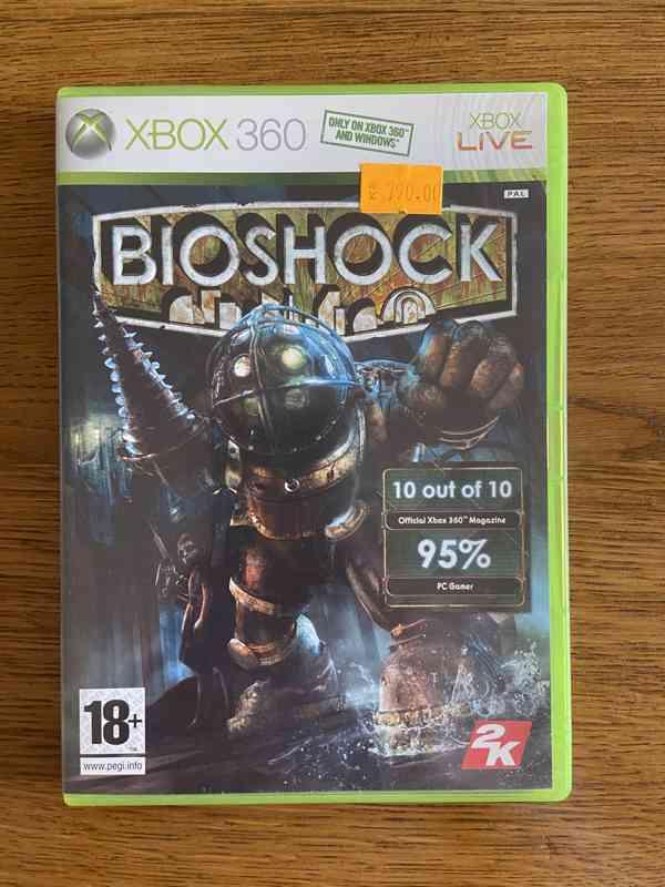 Hra na Xbox 360 - foto 1