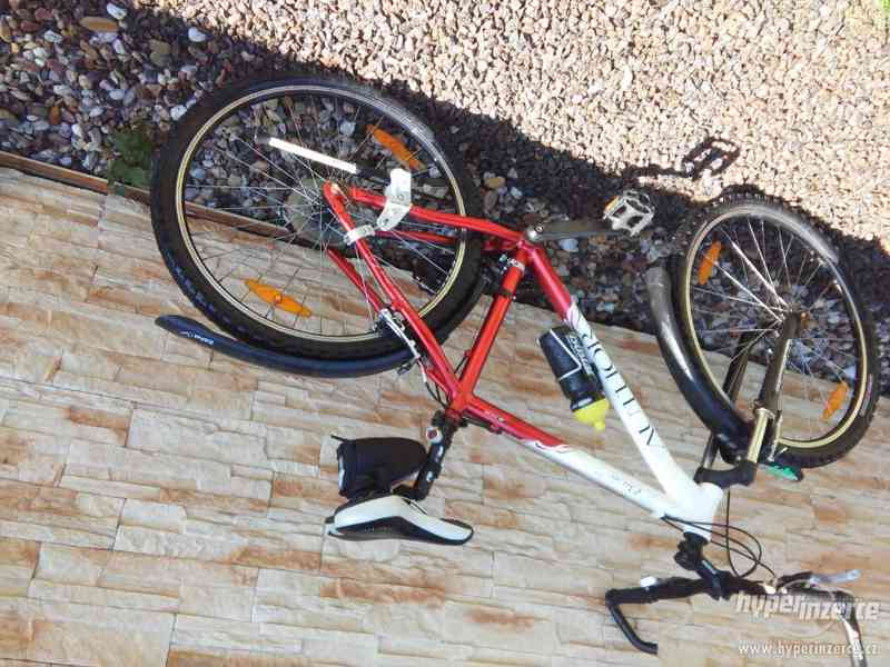 dámské-dívčí horské kolo