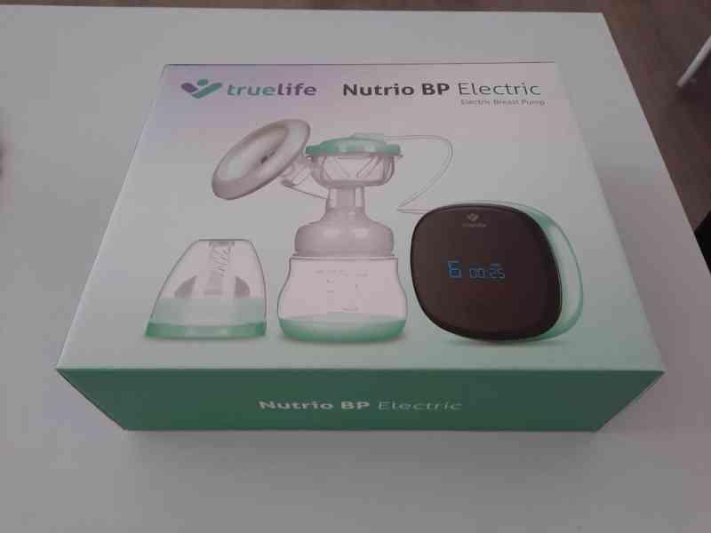 Truelife Nutrio BP Electric elektrická odsávačka