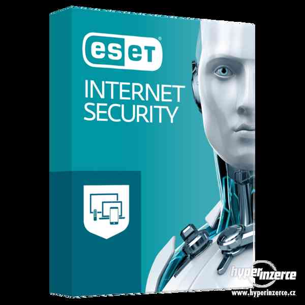 ESET NOD32 3 ROKY 1PC Antivirus