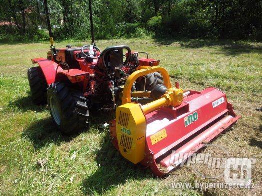 Kladivový mulčovač INO ELITE L 160 pro traktor, malotraktor - foto 2