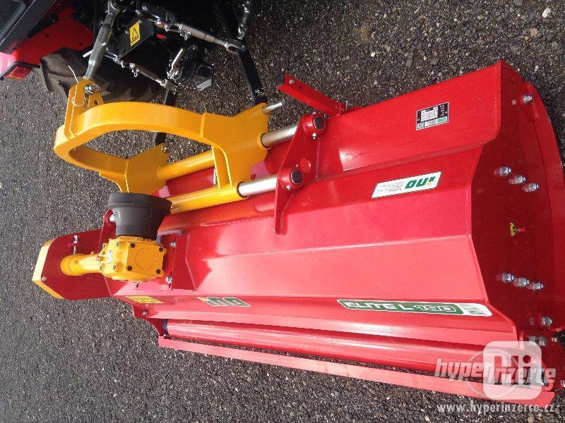 Kladivový mulčovač INO ELITE L 160 pro traktor, malotraktor - foto 6