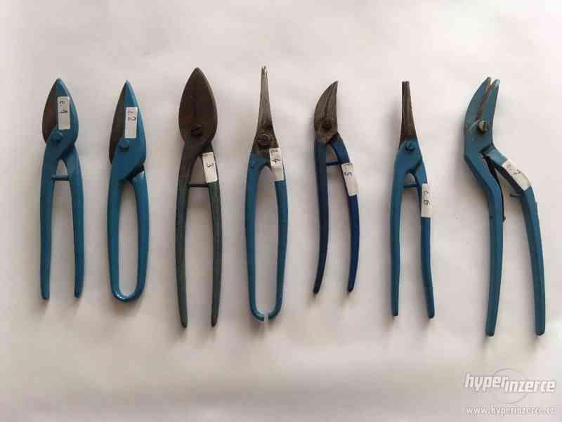 Prodám klempířské nůžky - foto 8