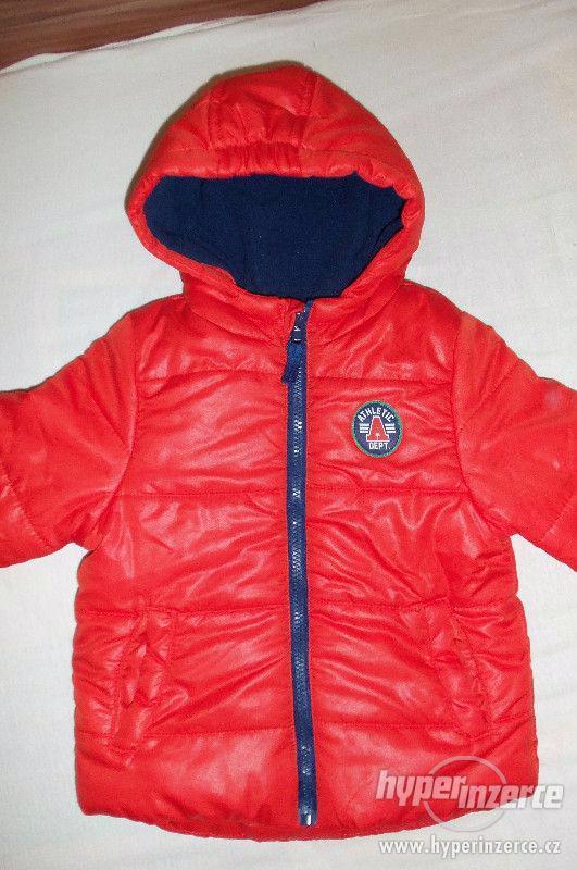 Zimní péřová bunda - NOVÁ