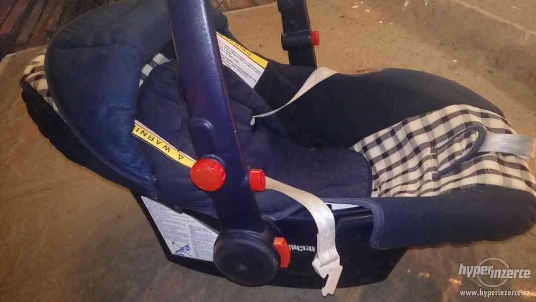 Prodám dětskou autosedačku - foto 2