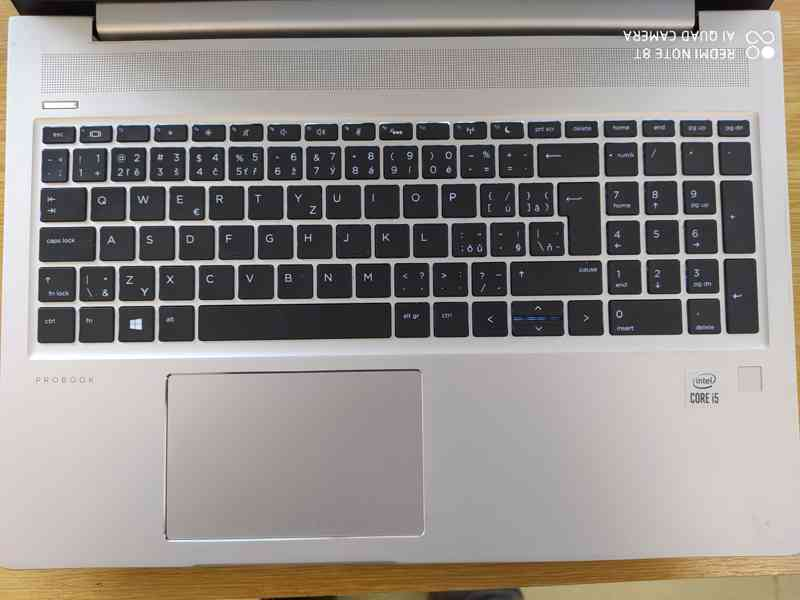 notebook HP Probook 450 g7 (22 měs. v záruce) - foto 4