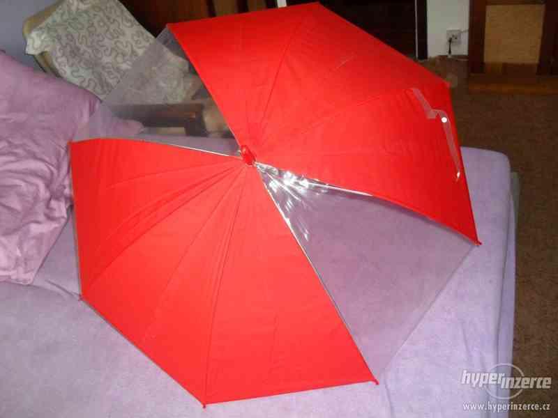Nový deštník